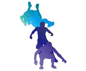 パルクールのGIFアニメページのサムネイル animated gif parkour