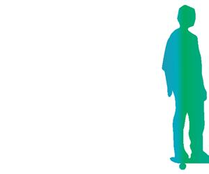 スケートボードに乗る人のGIFアニメページのサムネイル animated gif skateboarding