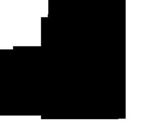 羽ばたくカモメ -ブラシ- のGIFアニメサムネイル animated gif gull flapping